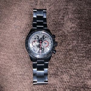 Michael Kors Men's Standard Black Watch